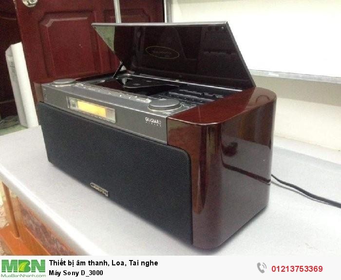 Máy Sony D_30004