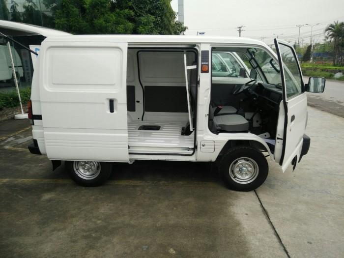 Cần bán xe bán tải Suzuki Van ( su cóc ) 2018 giá cạnh tranh.