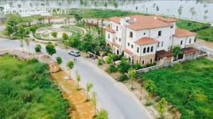 Chính chủ cần bán lô biệt thự tại KĐT mới Nam An Khánh,DT 236m2