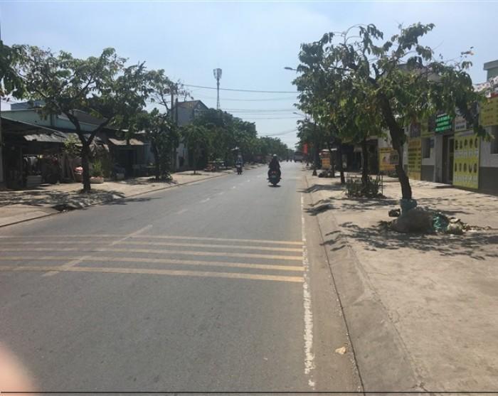 Bán đất mặt tiền đường Song Hành thuộc thị trấn Hóc Môn gần ngã tư Lê Thị Hà