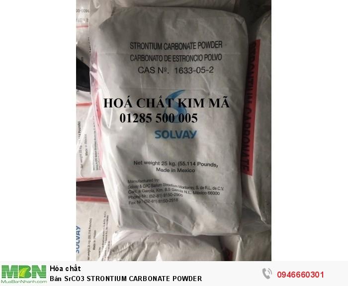 Bán Srco3 Strontium Carbonate Powder0