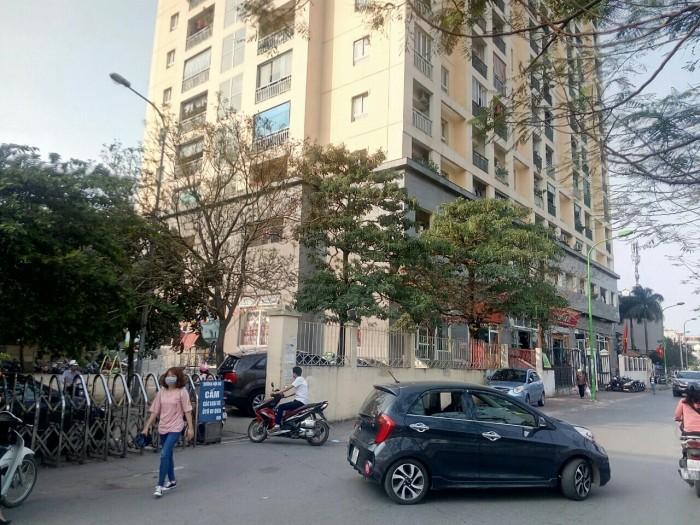 Cần bán CHCC tại 142 Trần Đại Nghĩa - Hà Nội
