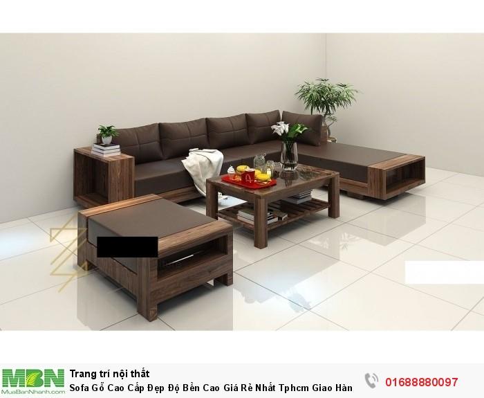 Sofa Gỗ Cao Cấp đẹp độ Bền Cao Gia Rẻ Nhất Tphcm Giao Hang Toan Quốc