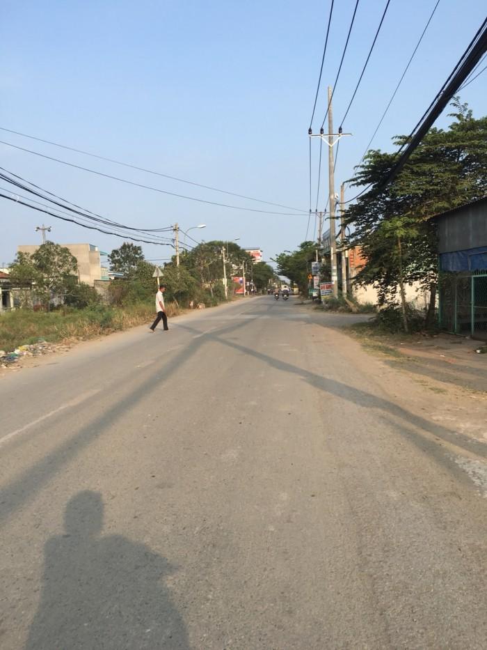 566m2 đất cần bán gấp giá rẻ, xã Quy Đức, huyện Bình Chánh