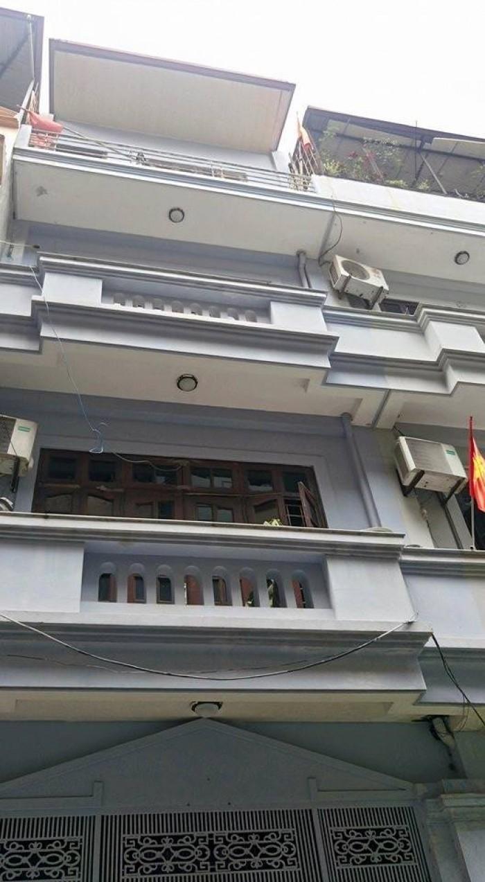 Nhà mặt phố kinh doanh phố Nam Ngư, Hoàn Kiếm 55m2, 4 tầng, MT4.5m