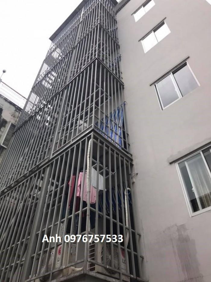 Bán gấp nhà MT Đinh Tiên Hoàng, 230m2, MT 9m, 6 tầng