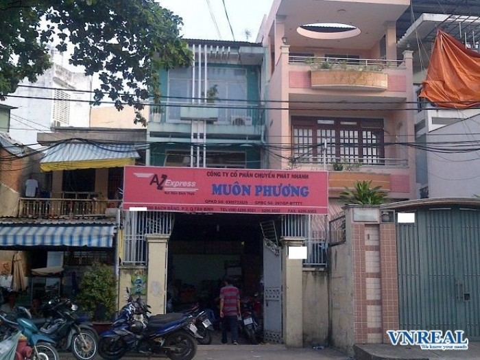 Bán nhà Bạch Đằng Tân Sơn Nhất 3 căn liền kề 1 chủ giá tốt 9.5 tỷ.