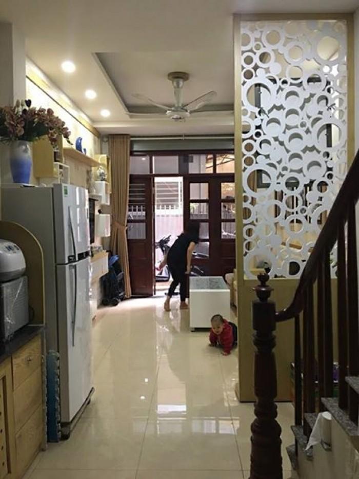 Chính chủ bán gấp nhà 5 tầng ngõ 378/39 Phố Thụy Khuê Tây Hồ