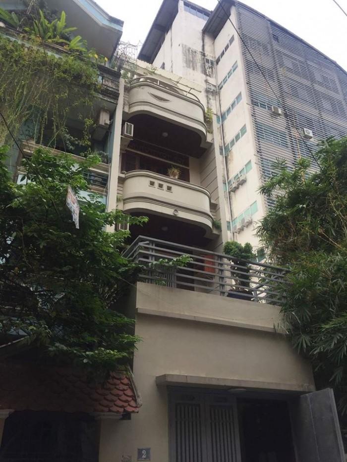 Bán nhà mới chính chủ 5 tầng 33m2 ngõ 27 Võng Thị, Bưởi, Tây Hồ