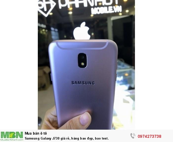 Samsung Galaxy J730 giá rẻ, hàng bao đẹp, bao test.