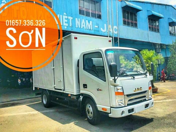 JAC Tải nhẹ sản xuất năm 2017 Số tay (số sàn) Xe tải động cơ Dầu diesel