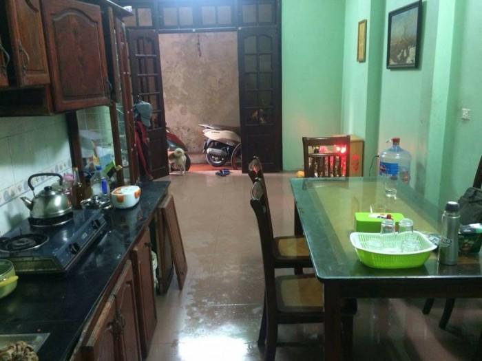 Nhà đẹp Khương Thượng, mua về ở ngay và luôn, 48mx5T, mt 5.7m