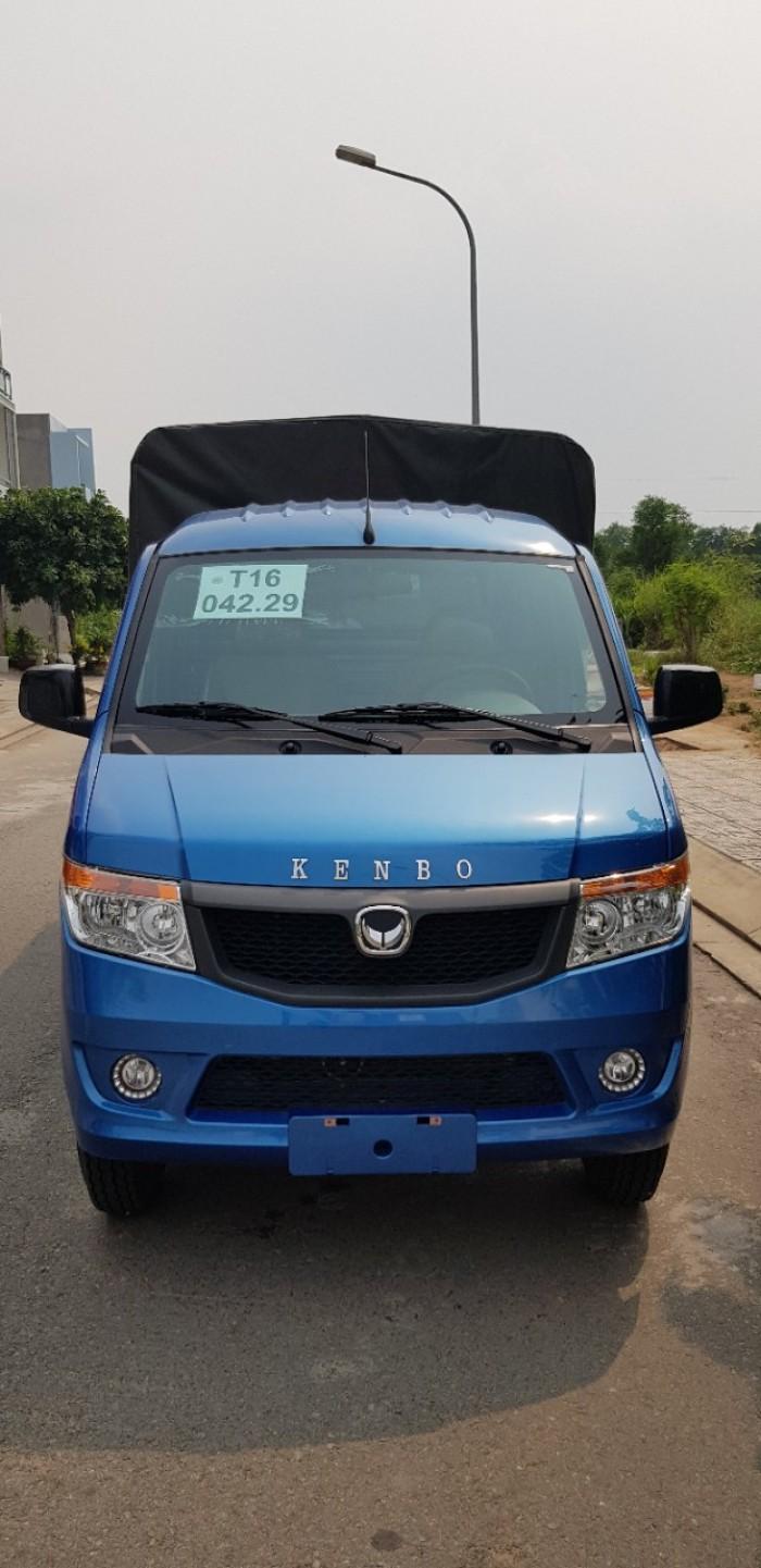 Kenbo sản xuất năm 2018 Số tay (số sàn) Xe tải động cơ Xăng