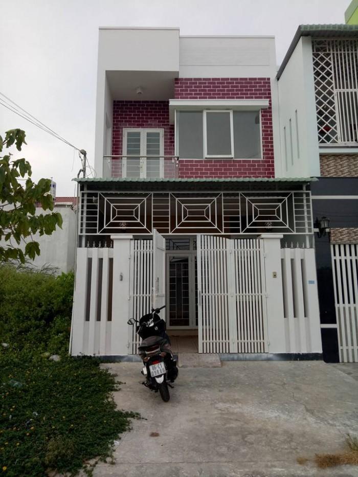 Cần bán nhà cấp 3 KDC Phú Tài - Phú Trinh mặt sau đại lộ Lê Duẩn
