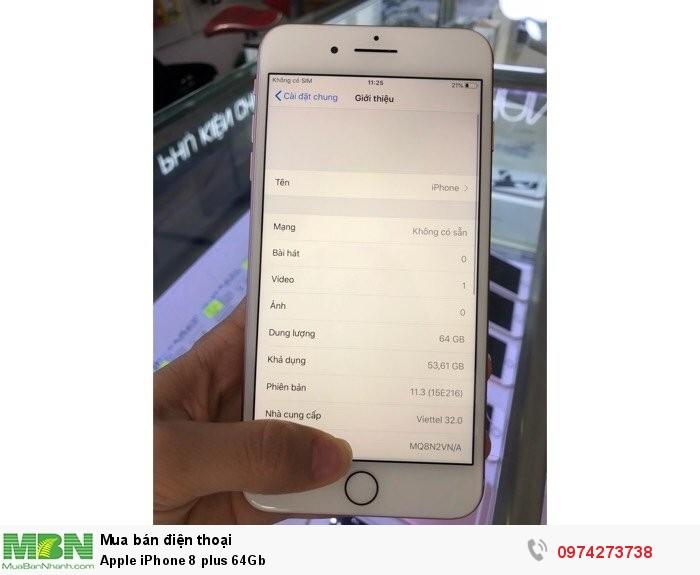 Apple iPhone 8 plus 64Gb1