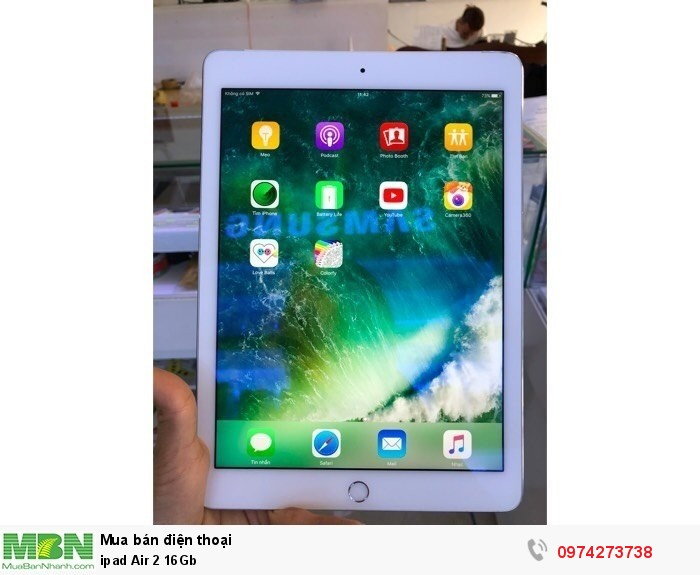 Ipad Air 2 16Gb1