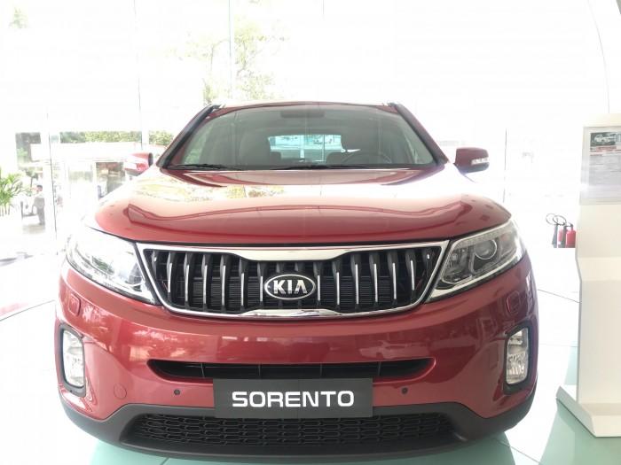 Xe Ô Tô Sorento hiện tại có 3 phiên bản và đủ 8 màu, có xe ngay 14