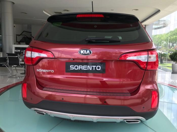 Xe Ô Tô Sorento hiện tại có 3 phiên bản và đủ 8 màu, có xe ngay 11