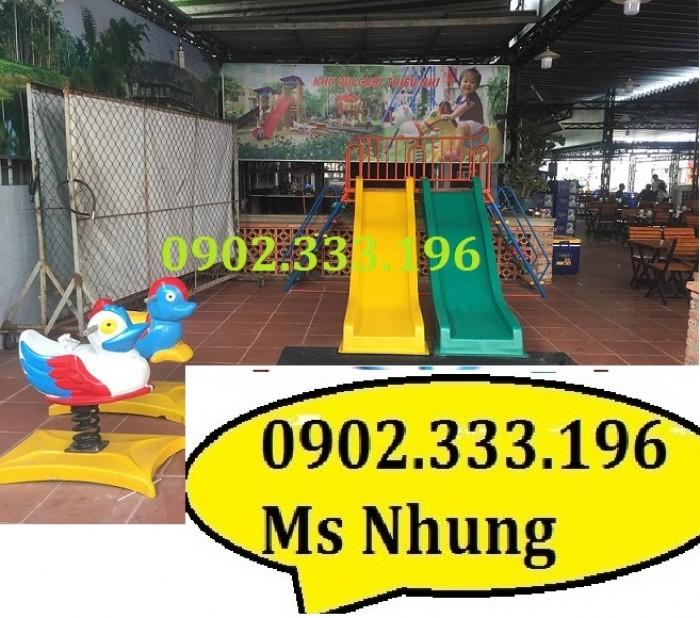 Cầu trượt trẻ em giá rẻ, cầu trượt cho bé giá rẻ8