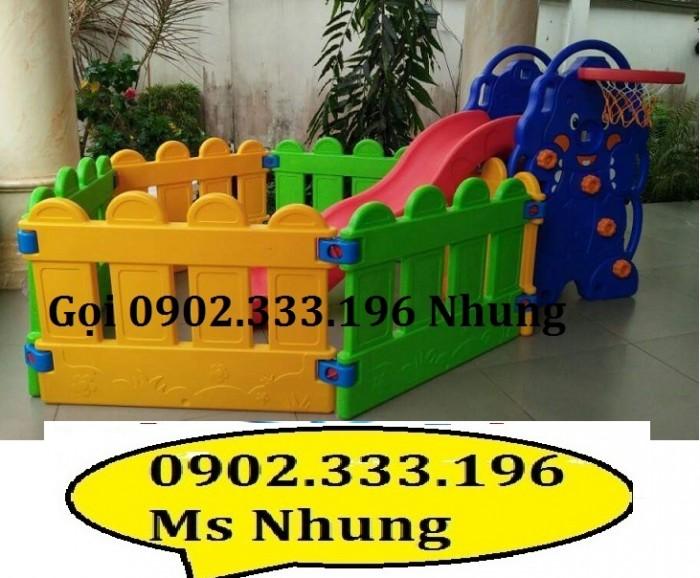 Cầu trượt trẻ em giá rẻ, cầu trượt cho bé giá rẻ4