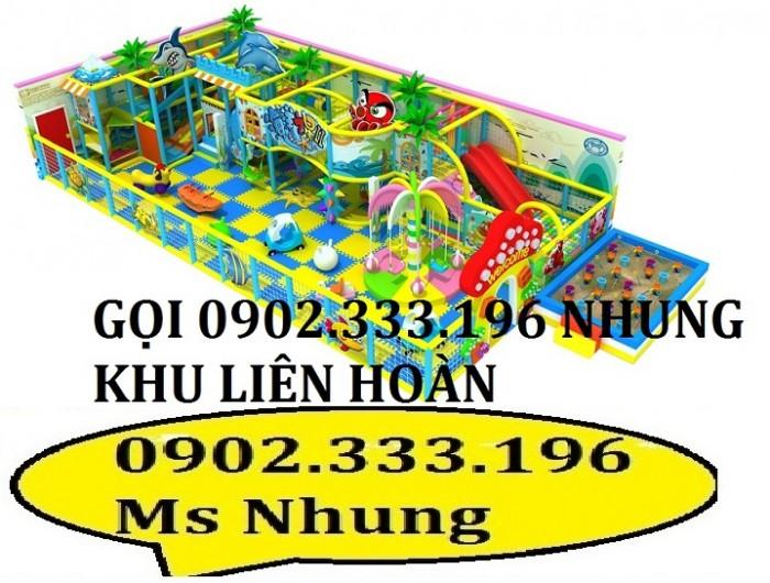Sàn nhún cho trẻ, sàn nhún ngoài trời, sàn nhún nhà liên hoàn