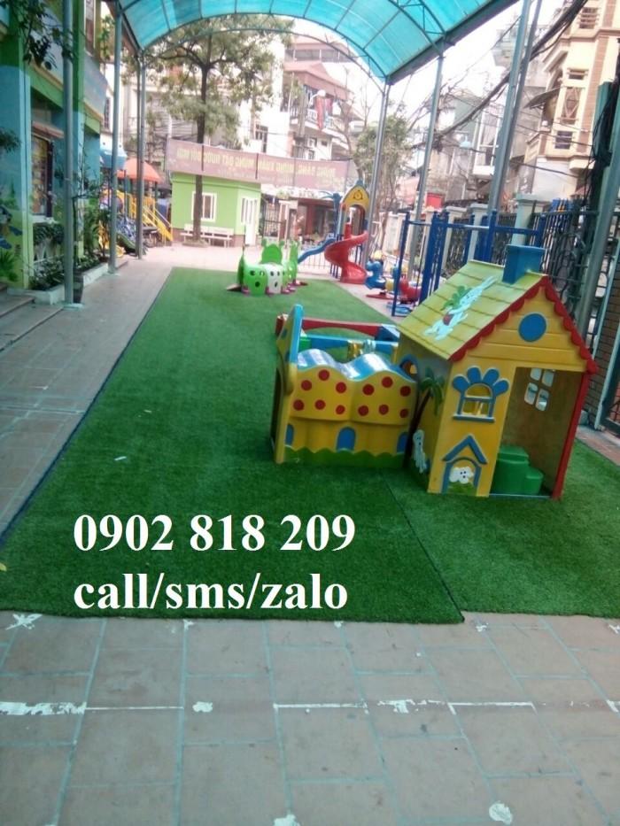 Thanh lý thảm cỏ trải sàn khổ 2mx25m5