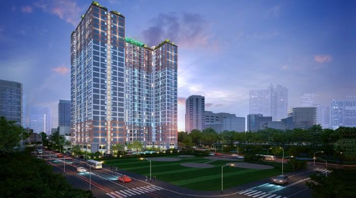 Căn hộ Carillon 7 MT Lương Minh Nguyệt, căn 1PN 1WC, tặng gói nội thất, chiết khấu 5%