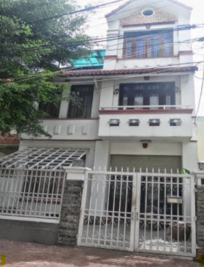 Bán nhà khu dân cư Trung Sơn đường số 6 Bình Hưng Bình Chánh