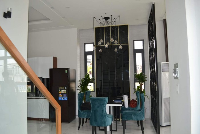 Dự án Bella Villa mở bán GĐ1 biệt thự góc Xây sẵn vị trí đẹp, tt từ 770tr