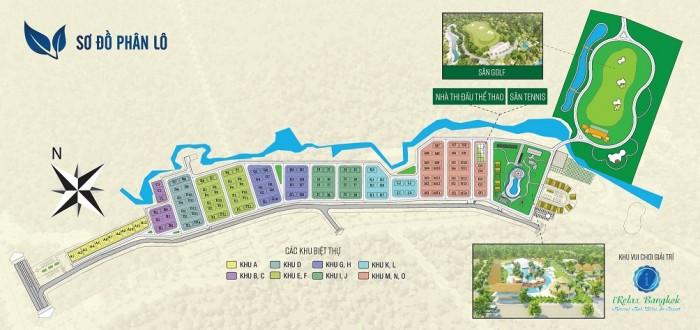 Mở bán dự án Biệt Thự nghỉ dưỡng Bình Châu Green Garden