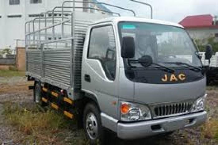 Mua bán xe tải Jac 2.4t, lãi xuất thấp. giao xe ngay