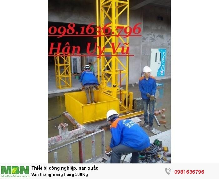 Vận thăng nâng hàng 500Kg5