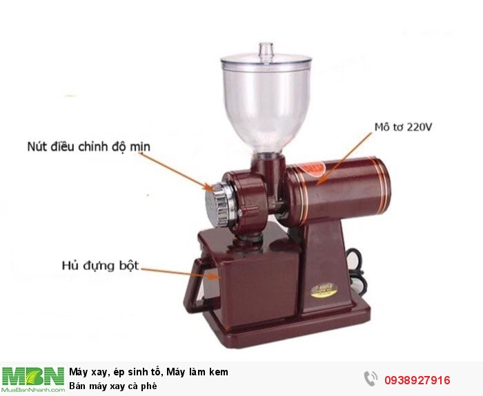 Bán máy xay cà phê1