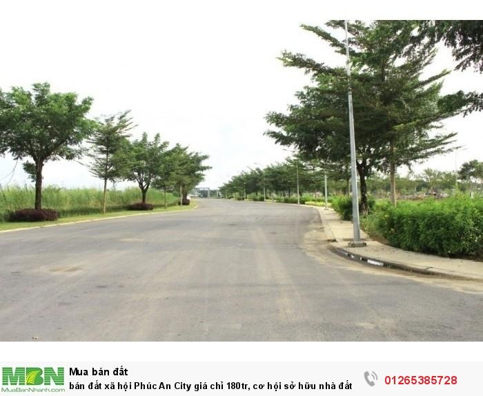 Bán đất xã hội Phúc An City, cơ hội sở hữu nhà đất cho người thu nhập thấp