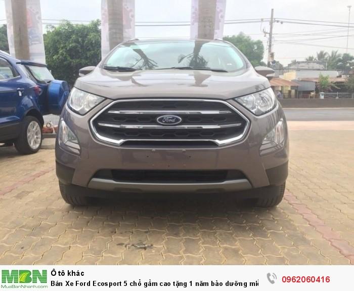 Bán Xe #Ford #Ecosport 5 chổ gầm cao tặng 1 năm bảo dưỡng miễn phí Tây Ninh