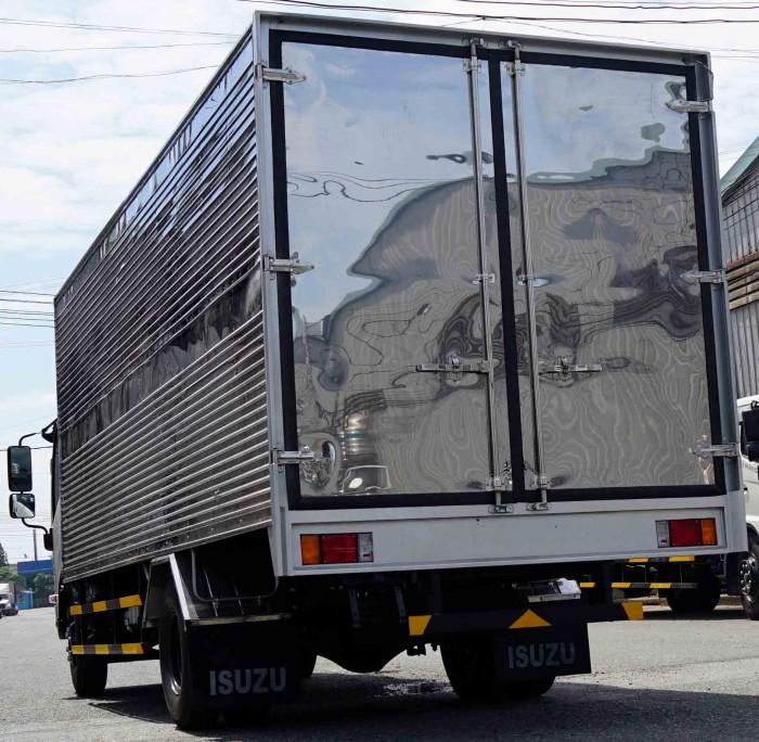Bán xe tải Isuzu 5t thùng kìn