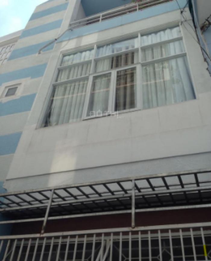 Thiếu nợ cần bán gấp căn nhà mặt tiền Âu Cơ gần Lê Đại Hành. DTsàn126m2