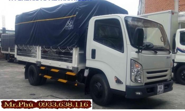 Bán xe tải đô thành 2t4-2.4 tấn