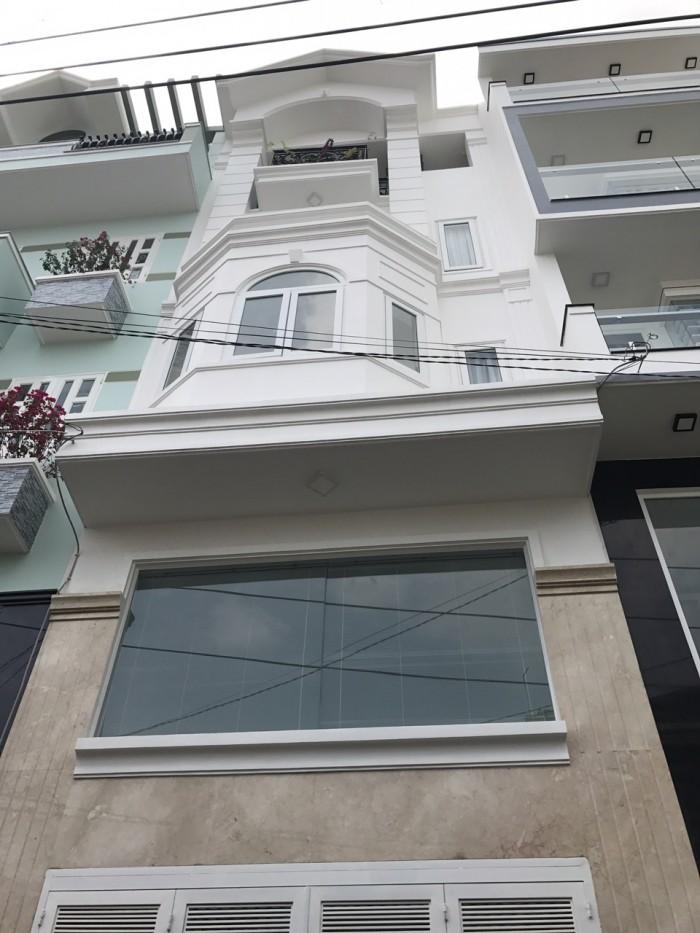 Bán nhà đường Phan Văn Trị Bình Thạnh ngay Emar Gò Vấp