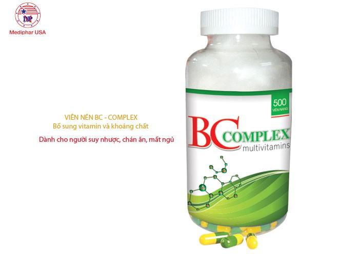 Vitamin và khoáng chất cho người chán ăn mất ngủ2