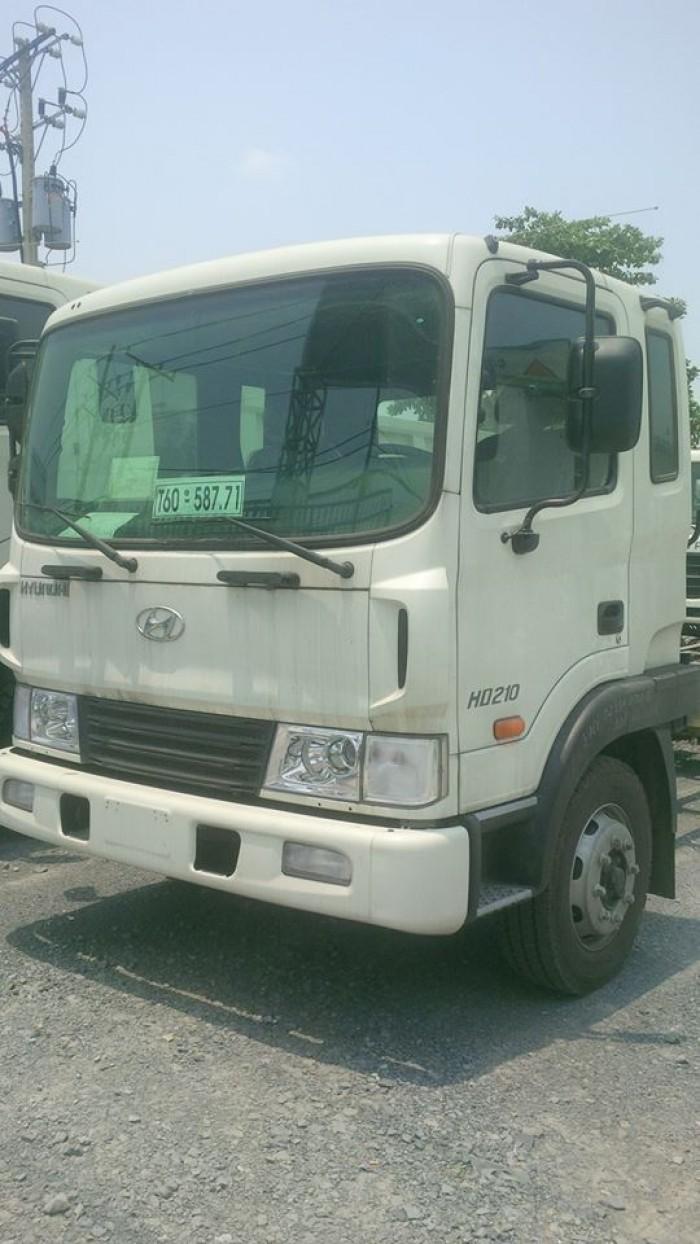 Xe Đầu Kéo Hyundai H1000 mới 100%