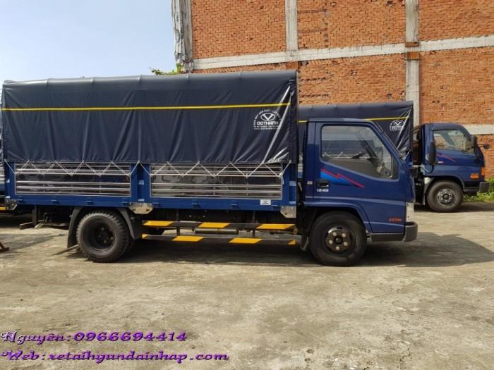 IZ65 đô thành 2.5 tấn Euro 4