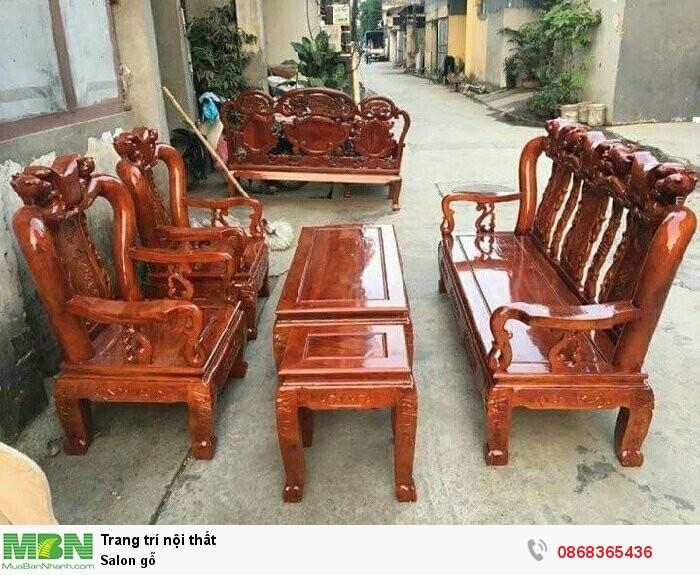 Salon gỗ3