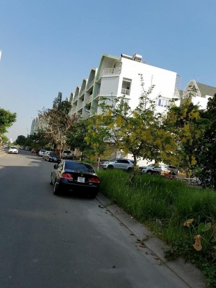 Bán đất nền 13C Greenlife 5x17m, 85m2, giá 34,5tr/m2, SHR, bao vị trí đẹp, mặt ngoài KDC