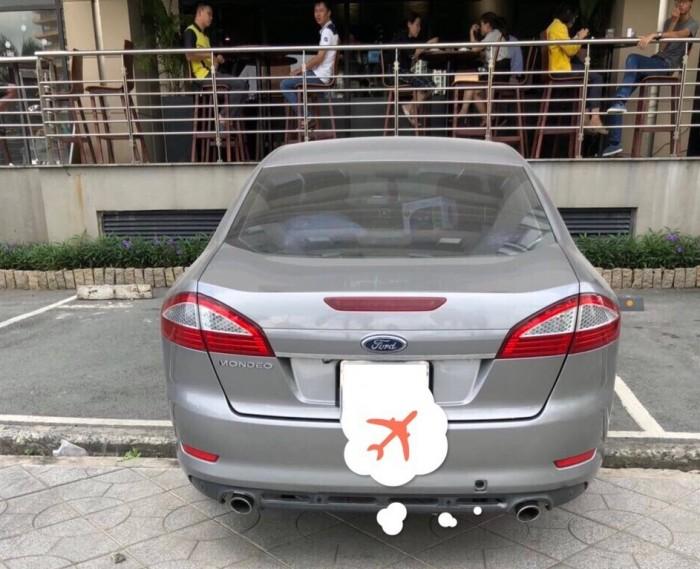 Cần bán xe Ford Mondeo 2011 số tự động màu xám bạc