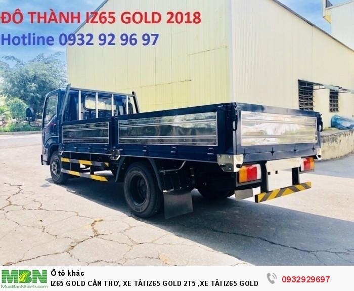 Iz65 gold cần thơ, xe tải iz65 gold 2t5 ,xe tải iz65 gold cần thơ, xe tải iz65 cần thơ 3