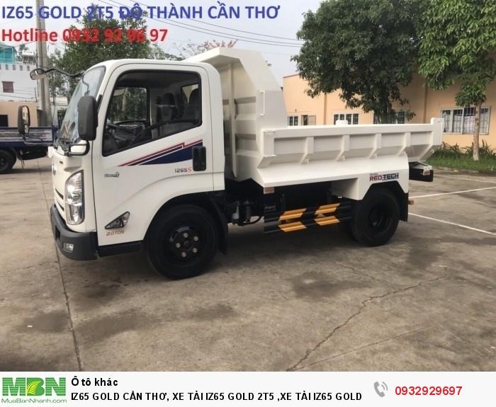 Iz65 gold cần thơ, xe tải iz65 gold 2t5 ,xe tải iz65 gold cần thơ, xe tải iz65 cần thơ 4