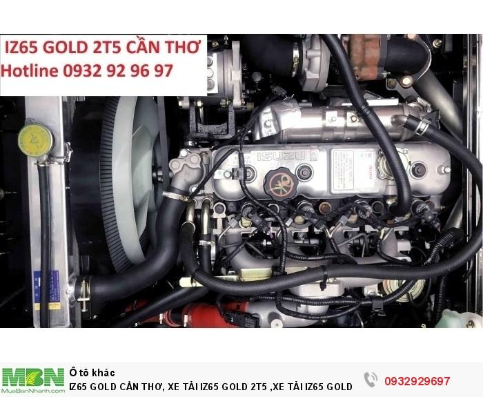 Iz65 gold cần thơ, xe tải iz65 gold 2t5 ,xe tải iz65 gold cần thơ, xe tải iz65 cần thơ 7