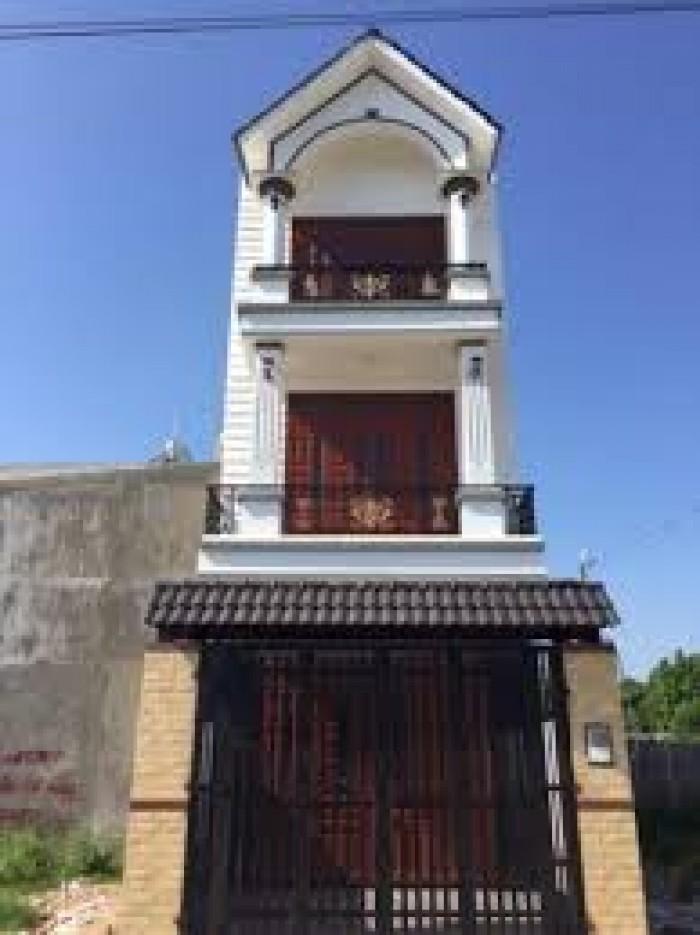 Nhà mặt tiền Hoàng Diệu, P.9, Quận 4, TP. Hồ Chí Minh, 5,5 x 8m (DTSD 84m2), trệt+lầu