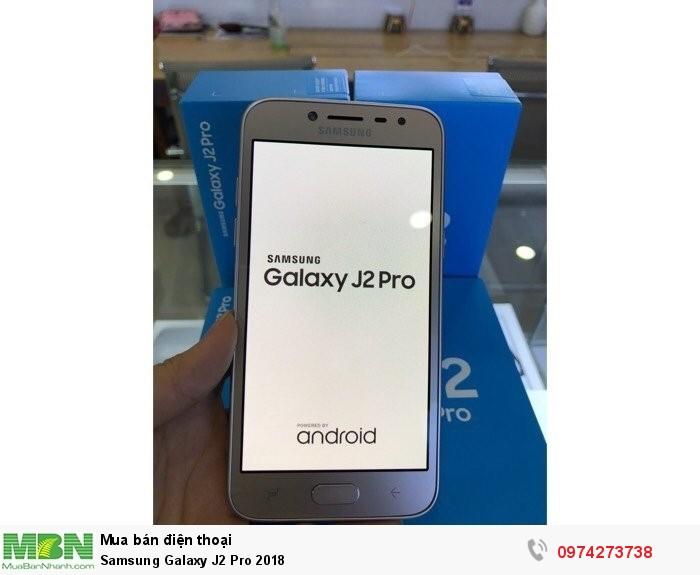 Samsung Galaxy J2 Pro 20180